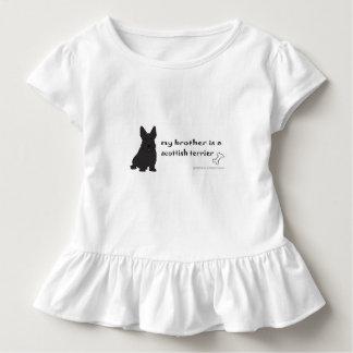 schottischer Terrier Kleinkind T-shirt