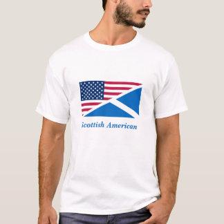 Schottisches amerikanisches T-Shirt