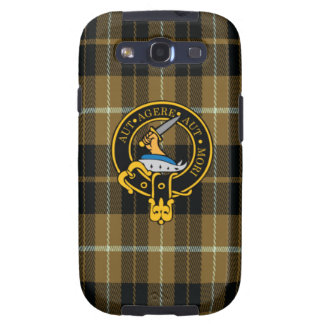Schottisches Wappen und Tartan S3 Barclays rufen