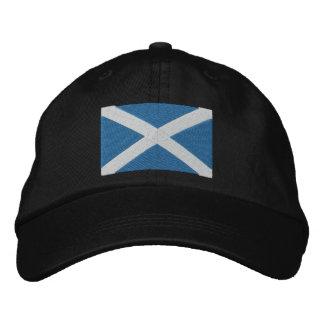 Schottland Bestickte Mütze