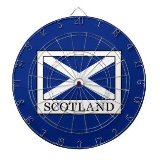 Schottland Dartscheibe