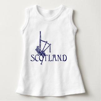 Schottland-Dudelsäcke, Scottish-Entwurf Kleid