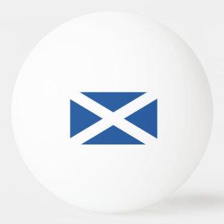 Schottland-Flaggen-Klingeln pong Bälle für Tischtennis Ball