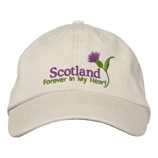 Schottland in meinem Herzen Baseballmütze