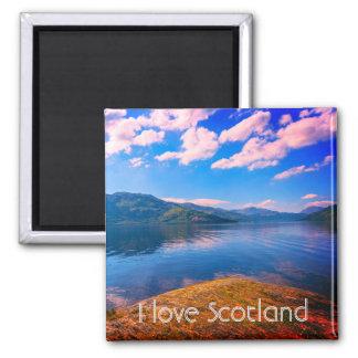 Schottland, Loch Lomond, Kühlschrankmagnet