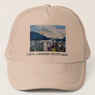 SCHOTTLAND LOCH LOMOND TRUCKERKAPPE