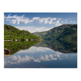 Schottland- - Loch- Lomondpostkarte Postkarte