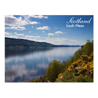 Schottland- - Loch- Nesspostkarte Postkarten