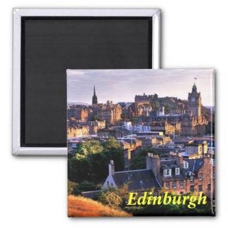 Schottland-Magnet Quadratischer Magnet
