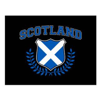 Schottland Postkarte