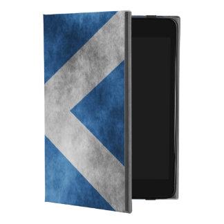 Schottland Schmutz St Andrew Kreuz iPad Mini 4 Hülle