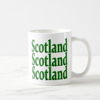 Schottland Schottland Schottland Kaffeetasse