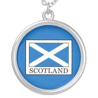 Schottland Versilberte Kette