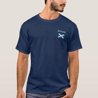 Schottland w/flag T-Shirt