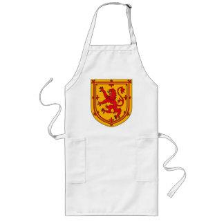 Schottland-Wappen Schürze