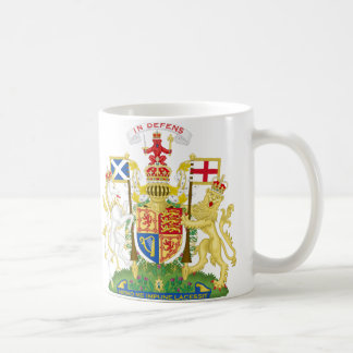 Schottland-Wappen Tasse