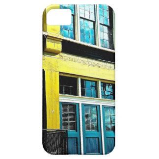 Schräg gelegenes Gebäude iPhone 5 Schutzhüllen