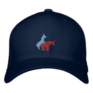 Schrauben-Republikaner-Logo Bestickte Baseballkappe
