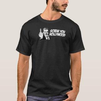 Schrauben Sie Sie Hollywood T-Shirt