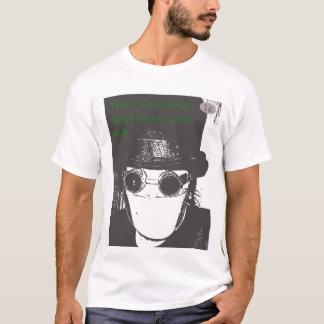 schreckliche Abdeckung des Imitatpennys T-Shirt