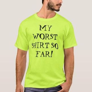 schreckliches Shirt