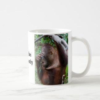 Schrei-Baby Kaffeetasse