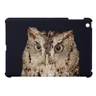 Schrei-Eule iPad Mini Hülle