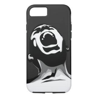 Schrei iPhone 7 Fall iPhone 8/7 Hülle