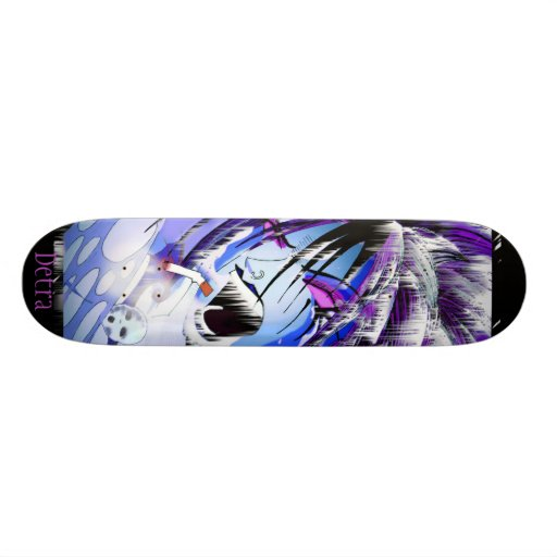 Schrei Skateboardbrett