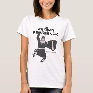 Schreiben Berserker T-Shirt