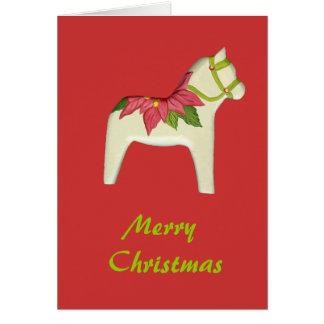 Schreiben Sie Ihre eigene Weihnachtskarte Karte