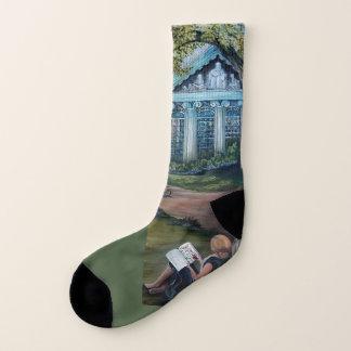 Schreiben Sie Ihre Geschichte… in Socken! Socken