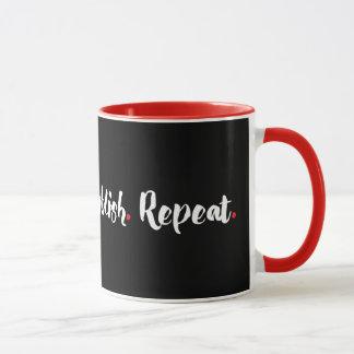 Schreiben Sie. Redigieren Sie. Veröffentlichen Tasse