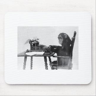 Schreibenaffe Mousepad