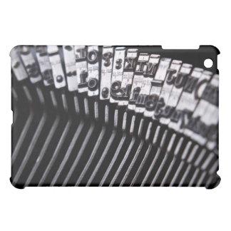 Schreibmaschine iPad Mini Hülle