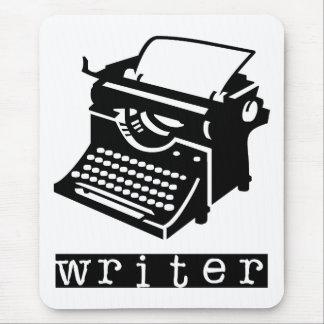 Schreibmaschine Mousepad