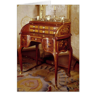 Schreibtisch Louis XV Karte