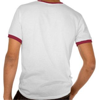 Schreibtischtest für ein Programm Shirts