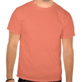 Schreie andeutend t-shirt
