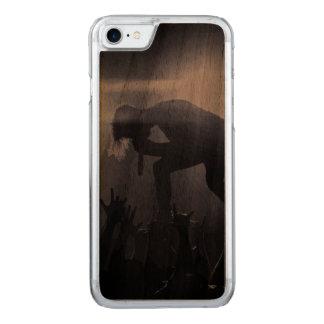 Schreien Sie es heraus! Carved iPhone 8/7 Hülle