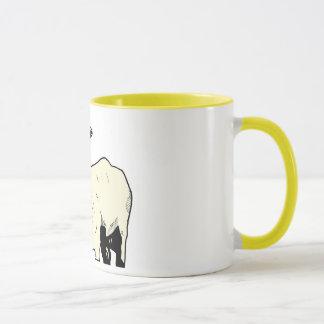 SCHREIENDE ZIEGEN-Tasse Tasse