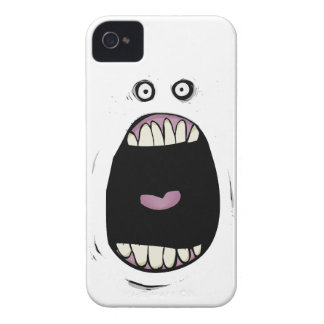 Schreiender Monster iPhone 4 Fall iPhone 4 Cover