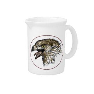 Schreiendes Eagle Krug