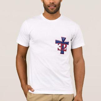 Schrift 32 T-Shirt