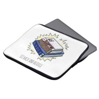 "Schrift las schlecht 13"" Laptop-weicher Kasten Laptopschutzhülle"