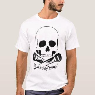 Schrifts-Logo T-Shirt