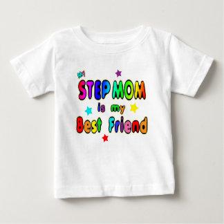 Schritt-Mamma-bester Freund Baby T-shirt