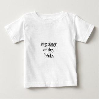 Schritt-Schwester der Braut Baby T-shirt