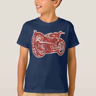 Schritt (Vintages Rot/crm) T-Shirt