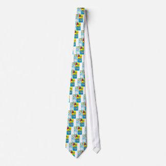 Schritte ASL vier zum Erfolg Personalisierte Krawatte